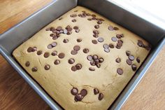 """Low in fat, calories and certainly a yummy treat -- check out her """"Secret Ingredient"""" (bumps up fiber and protein)!! Can you guess what it is?"""