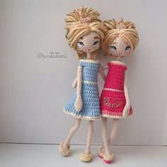 Crochetdolls from Moscow RU @svetatori Ну вот и все, гот...Instagram photo | Websta