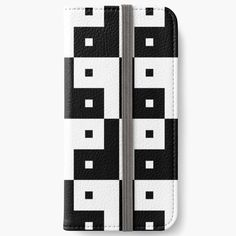 Yin and Yang is a symbol of harmony. This black and white abstract art is for geometry and Chinese lovers. Shop for more designs and products mademesmile.redbubble.com #mademesmiledesign #mademesmile #yinyang #chinese #symbol #balance #blackandwhite #color #sign #findyourthing #redbubble #redbubblephonecase #iponecase #phonecase #phonecasedesign #iphonesoftcase #snapcase #toughphonecase #toughcase #walletcase #walletcover #walletphonecase Best Friend Gifts, Gifts For Friends, Cool Phone Cases, Iphone Cases, Romantic Gifts For Him, White Iphone, Black And White Abstract, Yin Yang, Iphone Wallet
