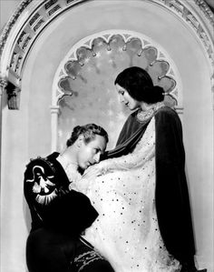 Romeo & Juliet 1936 Leslie Howard & Norma Shearer Director George Cukor