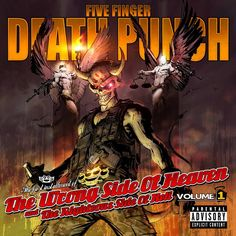 Barnes & Noble® has the best selection of Rock Alternative Metal Vinyl LPs. Buy Five Finger Death Punch's album titled The Wrong Side of Heaven and the Rap Metal, Alternative Metal, Rock Music, New Music, Music Mood, Heavy Metal, Zoltan Bathory, Rob Halford, House Of The Rising Sun