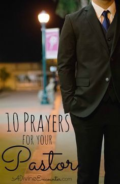 As a Christian, you probably know your pastor needs your your prayers. Do you wonder how to pray for your pastor? Here are 10 biblical prayers for pastors. Prayer For You, Power Of Prayer, How To Pray Effectively, Pastors Wife, Proverbs 31 Woman, Bible Prayers, Faith Prayer, Morning Prayers, Prayer Warrior
