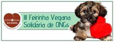 São Paulo: III Feira Vegana Solidária de ONGs 7 de maio sábado 10h às 18h Entrada: gratuita Local: Espaço Surya Brasil - Rua Fabrício Vampré, 232, Vila Mariana, São Paulo - SP Site : www.facebook.com/events/1019901224751491  #veganismo  #eventovegano  #govegan #veganismoBrasil  #veganismobr