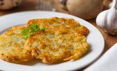 Bramborák - potato pancake