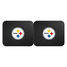 Pittsburgh Steelers NFL Utility Mat (14x17)(2 Pack)
