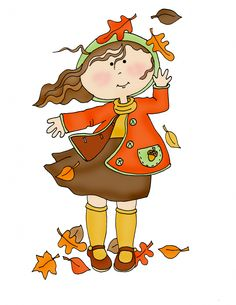 October | 2012 | Dearie Dolls Digi Stamps
