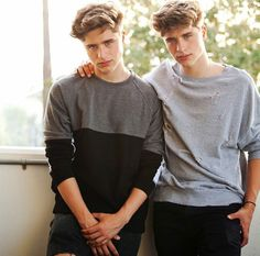 The Martinez Twins. They're perfect.