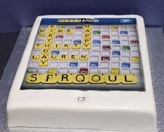 Words with Friends by Alliance Bakery, via Flickr