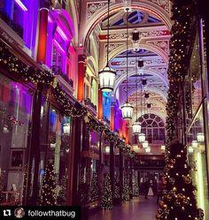 On instagram by chenchen0941 #arcade #microhobbit (o) http://ift.tt/1OJTW8Z @followthatbug with @repostapp  The Royal Arcade on Old Bond Street -- turning heads since 1879.  #historic #shopping #architecture . #english #victorian #shoppingcentre #bondstreet #1879 #royal  #beautiful #design #oldbondstreet #yesteryear #history #pretty #lights #londonatnight #shopaholic #royalarcade #london #britain #uk #highceiling #travel #travelgram #wanderlust #pictureoftheday #lovelondon