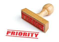 How to Keep Your Priorities Straight - If your ADHD causes you to shudder at the thought of making a priority list, follow these simple tips to get started. by Dana Rayburn