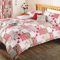 Buy George Home Artisan Patchwork Duvet Set from our Bedding range today from ASDA Direct.