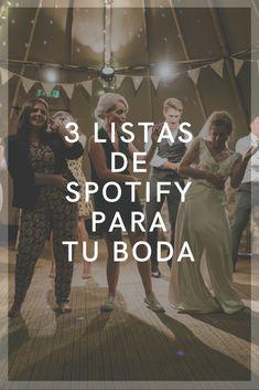A veces escuchamos una canción que es capaz de transportarnos a un momento específico de nuestra vida o de recordarnos a personas.  #Boda #Musica #Spotify #Wedding #Music #Top #Moda #Tendencia #Español  #JustMarried