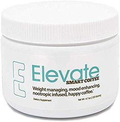 Amazing offer on ELEVACITY Elevate Smart Coffee Tub 30 Servings Net wt oz, 10 calories serving mg Caffeine/per serving New Formula online - Ppwonderfulrange White Plastic Plates, Bath Bomb Sets, Happy Coffee, Clean Microfiber, Online Shopping Stores, Caffeine, Gourmet Recipes, Tub, Vitamins