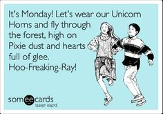 ecard about unicorns | visit someecards com