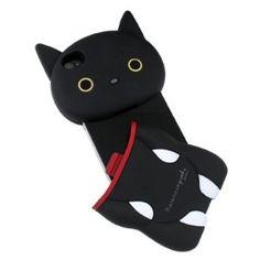 adorable cat iphone case