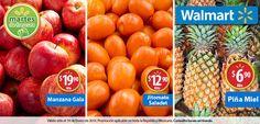 Walmart martes de frescura frutas y verduras Enero