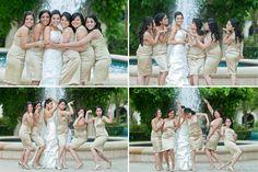 TPC Valencia Wedding | Tournament Players Club | Cerisa and Christian