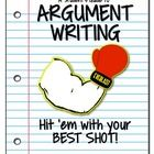 an argument about writing that will lead to better education A good introduction in an argumentative essay acts like a good opening statement in a trial just like a lawyer, a writer must present the issue at hand, give background, and put forth the main argument -- all in a logical, intellectual and persuasive way.