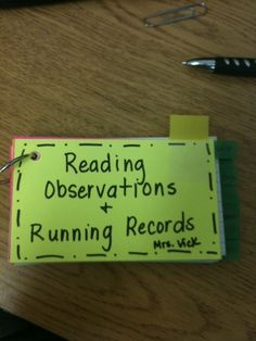 Love this idea!!  I like this idea because you can always add to it and their records are always in one place!