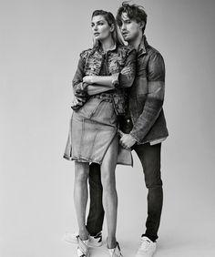 Harper's Bazaar Mexico May 2017 Jessica Hart by Alexei Hay - Fashion Editorials