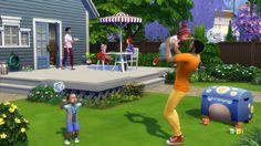 LA GRANDE MISE À JOUR DES PETITS  LES BAMBINS DÉBARQUENT DANS LES SIMS 4 ! http://gamezik.fr/la-grande-mise-a-jour-des-petits/