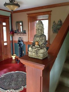 Yet another beautiful Buddha in my home