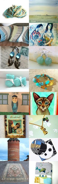 Staying Cool  by Suzanne Edwards on Etsy--Pinned+with+TreasuryPin.com