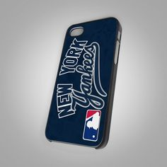New York Baseball Jersey - For IPhone 5 Black Case Cover