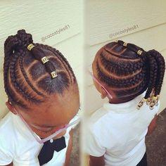 Black Kids Hairstyles Black Kids Hairstyles - This Black Kids Hairstyles photos was upload on March, 5 2020 by admin. Here latest Black Kids Hairstyles photos collection. Half Braided Hairstyles, Black Kids Hairstyles, Girls Natural Hairstyles, Natural Hairstyles For Kids, Baby Girl Hairstyles, Crochet Braids Hairstyles, Hairstyles Haircuts, Natural Hair Styles, Short Hair Styles
