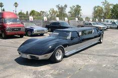 1979 Corvette Limousine