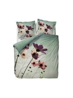 Essenza Dekbedovertrek Lou mint #bedroom #myhomeshopping