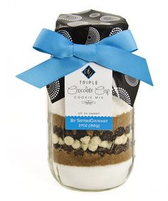 Love this Triple Chocolate Chip Cookie Mix - Set of Two by Sisters' Gourmet on #zulily! #zulilyfinds