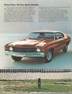 1972 Heavy Chevy