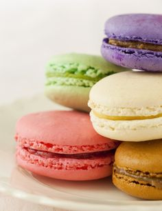 Easy Macaron Recipe: Make the Perfect Macaron Every Time #macaroon