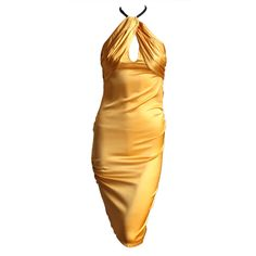 TOM FORD for GUCCI silk ruched dress - 2004 | 1stdibs.com  D75 1700