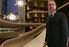 Minute With: Met Opera chief Peter Gelb on live opera broadcasts