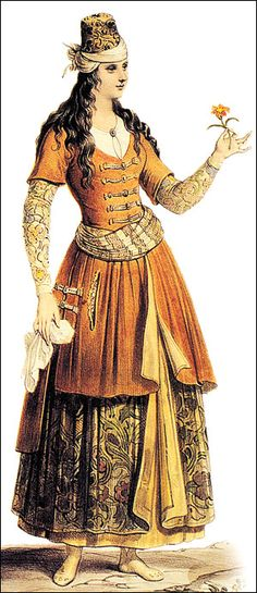 kadin - Now that I know a little more about Ottoman and Persian garb, I'm giving…