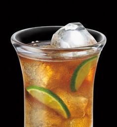 Try captain and ginger drink using spiced rum, ginger ale, & lime. Check out more Captain Morgan® rum drink recipes.