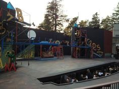 Woodminster Amphitheater, Oakland, CA     Many wonderful memories here.
