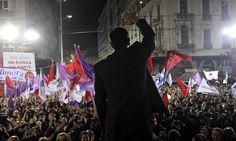 Ten years ago, Syriza scraped just 4% of the vote in Greek elections. This week, the leftwing party took control under the charismatic leadership of Alexis Tsipras. How did it do it? For 22 days, Paul Mason followed the party's campaign trail and saw an anti-austerity message delivered with youthful plausibility win over a nation