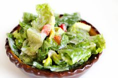 Caesar salad traditionally contains many ingredients that are not health-promoting, mainly eggs, cheese, oil, salt, anchovies, and oil-soaked croutons. This recipe shows that you can still enjoy all the great flavors of this beloved salad in good health. In addition to leaving out oil, cheese, eggs and fish, I also left out Worcestershire (a sauce...Read More »