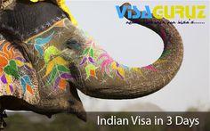 Indian Visa in 3 Days Online Visa System to Ease the Visa Procedure