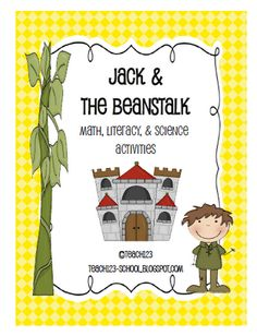 Teach123: Science Station: Jack and the Beanstalk
