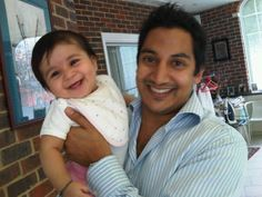 Taher Sutterwala proves to be a dotting dad besides being a successful business man...