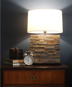 Tile Lamp
