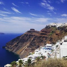 Great view on Santorini with my Friends  #friends #travel #view #happy #great #landscape #nature #trip #jeeptour #green #blue #instalike #instagood #instatravel #followme #follow #greece #mountains #santorini #sea #followme #follow #art #love #tour #great #boat #yacht #volcano #water #blue #luxury #art  #followme by mona_twin