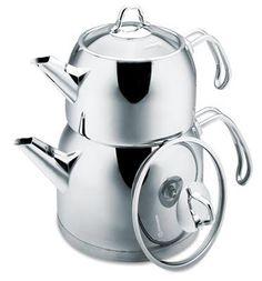 Korkmaz A101 Provita Midi Çaydanlık Takımı 0,7 lt, 1,5 lt, :: Bedesten Alışveriş