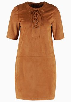 Vero Moda VMSAY CREME  Sukienka letnia cognac Bodycon Dress, Dresses, Fashion, Vestidos, Moda, Body Con, Fashion Styles, The Dress, Fasion
