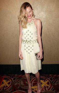 Kate Bosworth ne connaissait pas la blague du type qui rentre dans un café, et plouf!