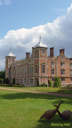 Blickling Hall, Norfolk, UK -- likely the birthplace of Anne Boleyn